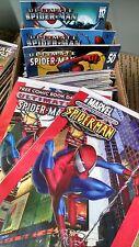 ultimate Spiderman Comic Lot near full series 1-133 (minus 2-5) annual 1 2 3 nm