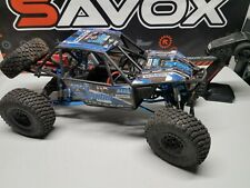 Axial RR10 Bomber RTR upgrade brushless tactic hobbywing crawler