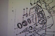 Tilt Trim Sender Limit Switches Kit COVER PLATE MERCURY MERCRUISER 57322 57322T