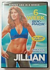 Jillian Michaels: 6 Week Six-Pack DVD 2010