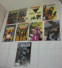 CHALLENGERS OF THE UNKNOWN (1997-3RD SERIES) # 2-8, 11-12 Lot of 9 Comic C3201