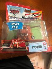 Disney Pixar Cars Frank the combine 1:55 scale Mega size RaceORama