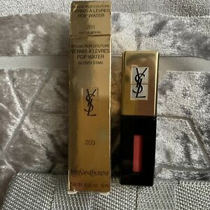 yves saint laurent Popwater Glossy Stain In Eau De Coral New