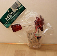 Midwest Importers of Cannon Falls Windmill Metal Christmas Ornament Handmade