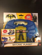 Mighty Minis Batcave Playset New In Package