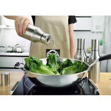 Kitchen Stainless Olive Oil and Vinegar Cruet Dispenser for Cooking 1000ml