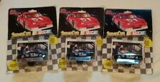 NASCAR 1991 RACING CHAMPIONS #1 RICK MAST 1:64 Scale OLDSMOBILE 3 Car Lot