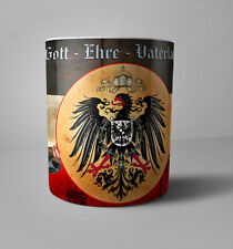 WWI German Patriotic Mug 1914/18 God Honor Fatherland Soldier WW1 coffee mug
