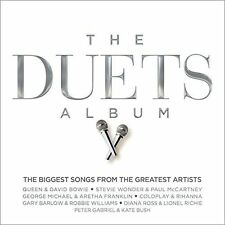 THE DUETS ALBUM - NEW CD COMPILATION