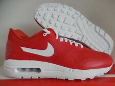 NIKE AIR MAX 1 HYPERFUSE ID RED-WHITE SZ 9.5 [823374-993]