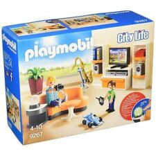Playmobil Casa Moderna Salón, multicolor