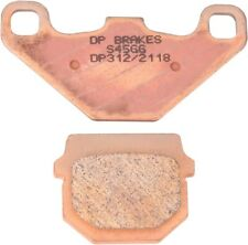 DP Brakes Standard Sintered Metal Brake Pads DP312