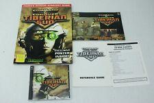 Command and Conquer Tiberian Sun (PC) w Manual and Prima Strategy Guide