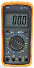 Professional Digital MULTITESTER MULTIMETRO test MULTI METER Volt AMP mtm01