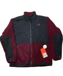 New Men's Mlbcrd Red The North Face Denali Fleece Winter Fall Jacket Coat SZ XL