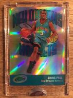 2007-08 Chris Paul Etopps Card New Orleans Hornets /699