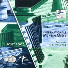 Deutschland Euro KMS 2004 F - Messe Stuttgart