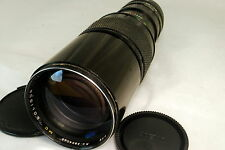 Soligor 400mm f5.6 MANUAL FOCUS lens adapted to Sony E Mount ILCE 6000 cameras