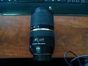 TAMRON SP 70-300mm F4-5.6 Di VC USD Lens For Canon
