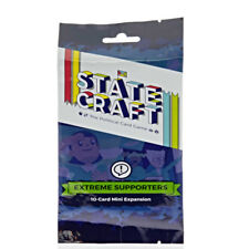 Statecraft: The Political Card Game [ Extreme Supporters Mini Expansion ] RARE