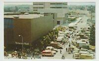 Unused Postcard Syracuse Mall and Farmers Market New York NY