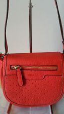 Vershe*  Lovely little Milleni handbag, Cross body bag, coral, stylish, NWT