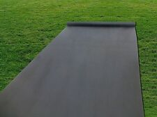 20 YEAR WEED BARRIER LANDSCAP 3.0ounce Weed Barrier Block Fabric 6FTX100FT