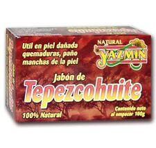 Tepezcohuite Soap ~  Acne, Burns, Psoriasis, Skin Regeneration etc 100% Natural