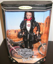 BARBIE Harley Davidson Collector Edition #3 - 1999 - nrfb