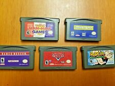 Lot of 7 NINTENDO DS video games