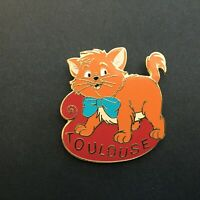 The Aristocats - Toulouse Disney Pin 3856