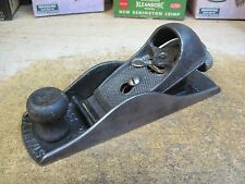 STANLEY TOOLS  220 STEEL BLOCK PLANE WOOD WORKING HAND TOOL