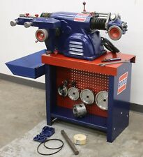 Ammco 4000 Disc Drum Brake Lathe Loaded w/ 3-Jaw Double Chuck Adapter Kit