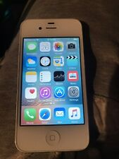 Apple iPhone 4s - 16GB - White (AT&T) A1387 (CDMA + GSM) Excellent Condition