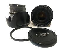 Canon EF 28 - 135 mm f/3.5 - 5.6 1:  3.5 - 5.6 IS USM Ultrasonic Motor Zoom Lens