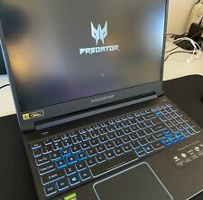 Acer Predator Helios 300 - 2019 Model - Mint, Lightly used! With Mouse & Case!