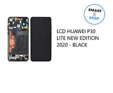 Display LCD Huawei P30 Lite New Edition 2020 - Originale Service pack  - Black