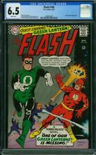 Flash 168 CGC 6.5 -- 1967 -- Green Lantern cover #1485064019
