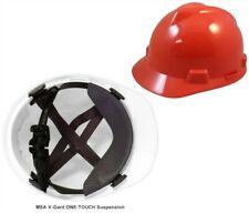 Msa V Gard Cap Style Hard Hat Orange