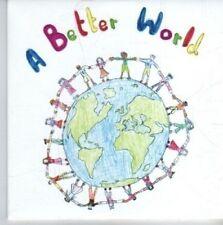 (DE240) Laura Comfort, A Better World - 2008 DJ CD