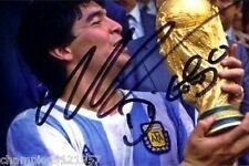 Maradonna ++Autogramm++ ++Weltmeister 1986++