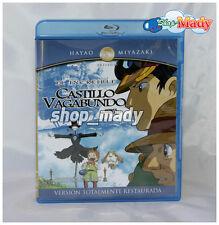 Howls Moving Castle - El Increible Castillo Vagabundo en ESPAÑOL LATINO Blu-ray