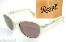 Authentic PERSOL Capri Edition Polarized Sunglasses PO 3025 - 963/4P *NEW* 50mm