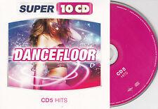 CD CARTONNE CARDSLEEVE DANCEFLOOR 15T SIDEKICK/CLAMARAN/GARNER/DIGITALISM/DANNIC