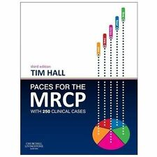 PACES FOR THE MRCP - NEW PAPERBACK BOOK