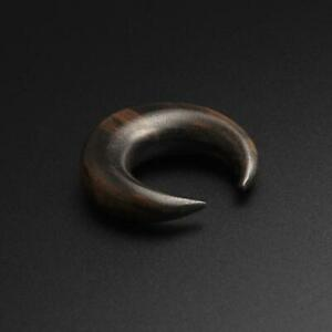 Wooden Ear Gauge or Septum Pincher   Sono Wood Pincher   Trusted SIBJ Quality