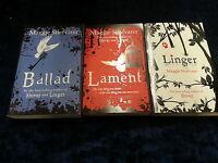 3 HEART-TAKING BOOKS by MAGGIE STIEFVATER ** UK POST £3.25 ** PAPERBACKS