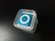 Apple iPod Shuffle 4th Generation 2GB Blue MC754LL/A NEW