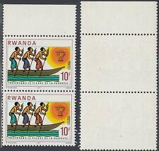 Rwanda 1978 - Mint never hinged stamp (MNH). Cob Nr.: 878.... (EB) MV-3455