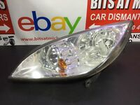 Mitsubishi Colt  Headlight/headlamp (passenger Side) Hatchback 3 Door 2004-2012